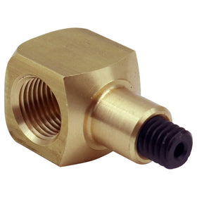 "90 degree Adapter M6 x 1 (m) to 1/8"" NPT (f)"