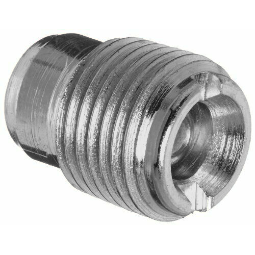 Alemite 1452 Standard Flush Type Fitting, Slotted