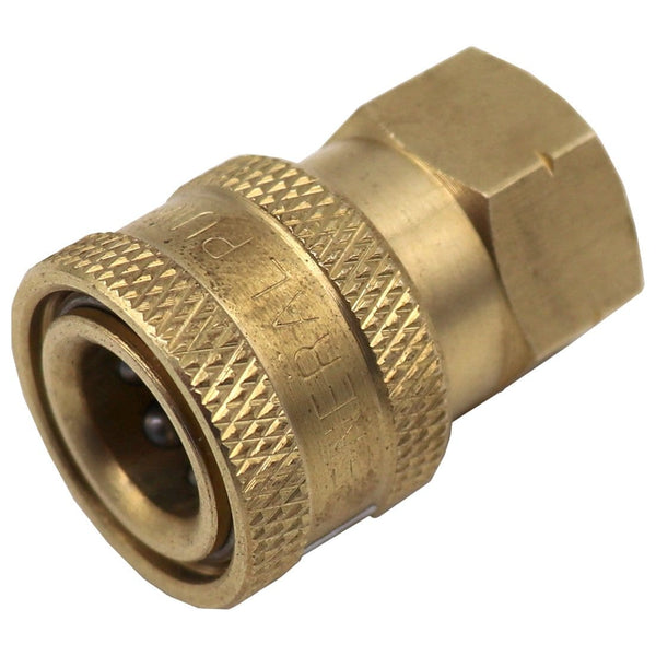 Pressure Washer Quick Coupler