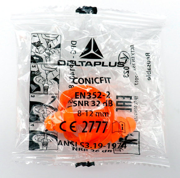 DeltaPlus CONICFIT Ear Plugs