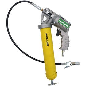 2-in-1 Pneumatic Grease Gun with Single Shot & Continuous modes