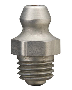"Alemite 1711-B Special Thread Fitting, Straight, 5/16"" UNF-2A"
