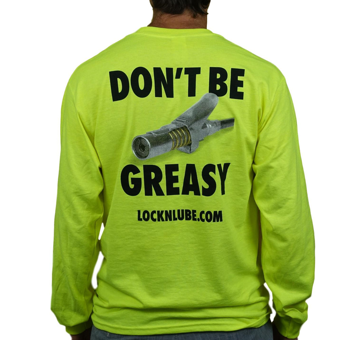 LockNLube Long Sleeve Tee
