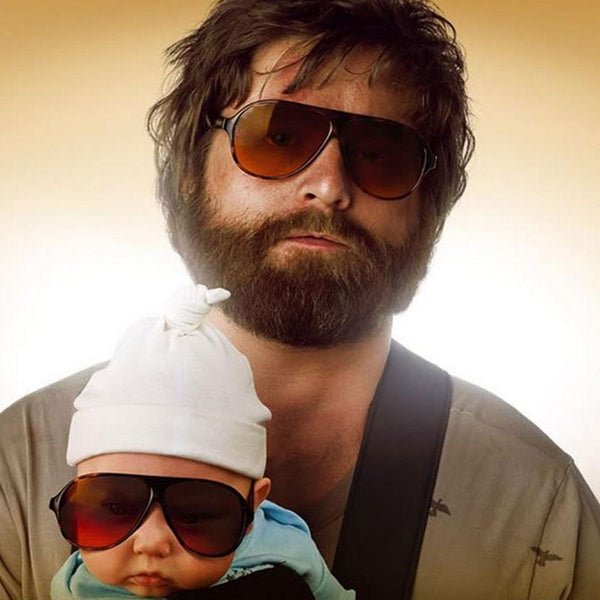 Zach Galifianakis – The Hangover