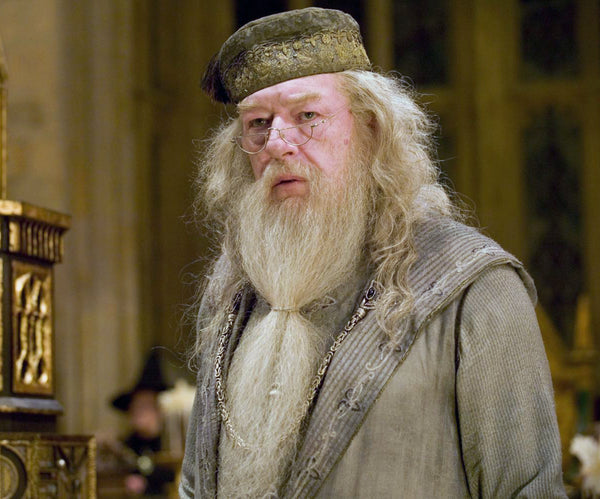 Sir Michael Gambon – Harry Potter