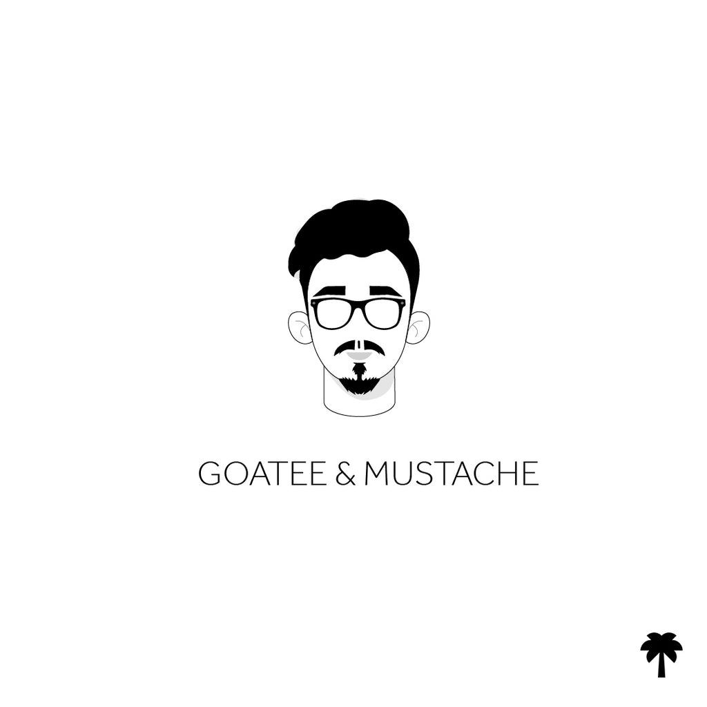 Goatee and Mustache
