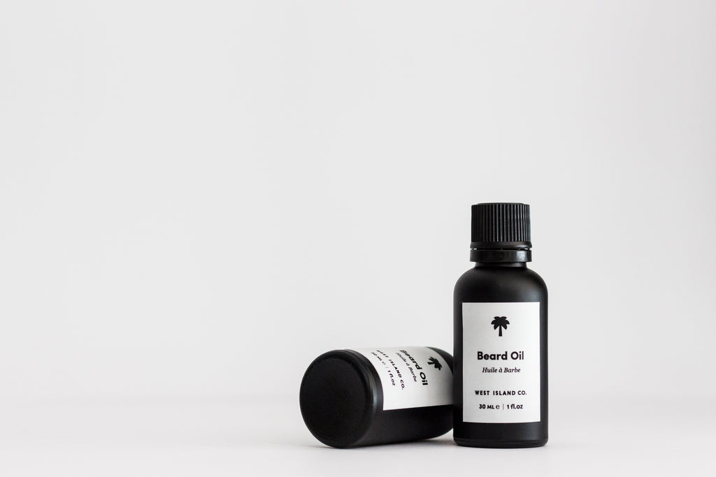 West Island Beard Oil