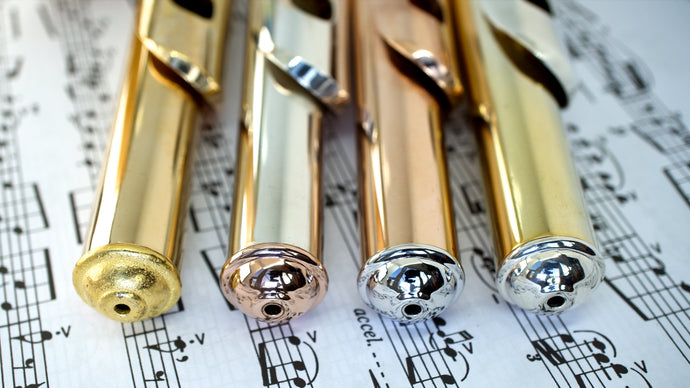 Alternative / Replacement crowns for flutes