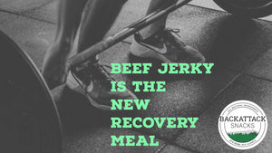 Beef Jerky is the New Recovery Snack