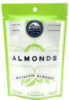 Wistachio Almonds 2oz bag - Backattack Snacks