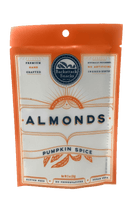 Pumpkin Spice Flavored Almonds 2oz packs - Backattack Snacks