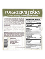 The Forager's Jerky - Backattack Snacks
