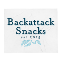 Throw Blanket - Backattack Snacks
