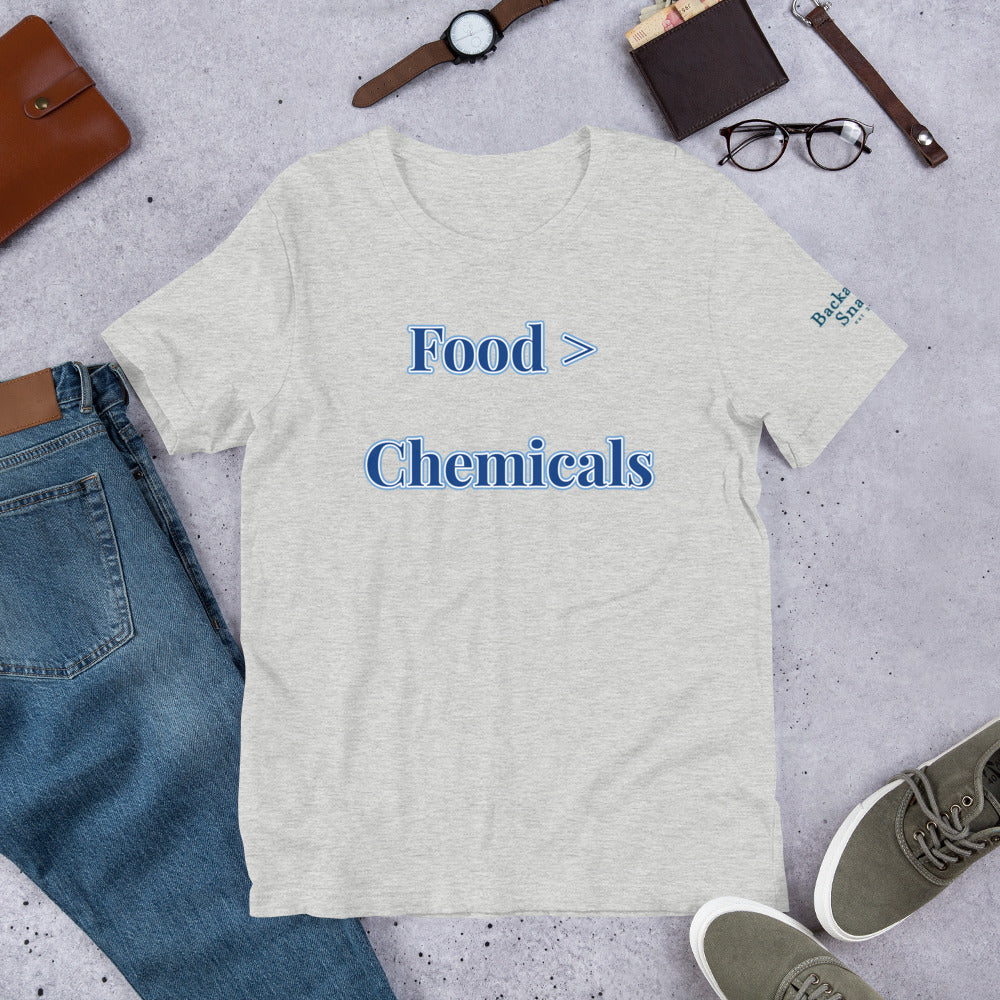 Food > Chemicals T-Shirt