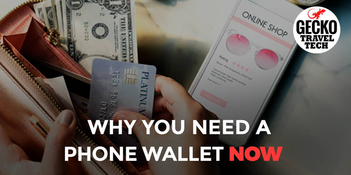 Why You NEED a Phone Wallet Now