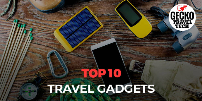 Top 10 Travel Gadgets