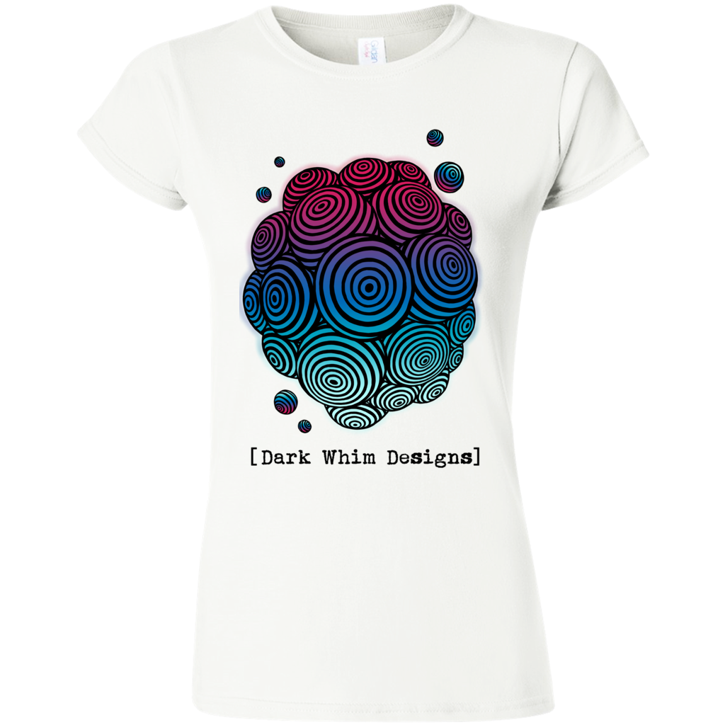 Cosmologic Cool-Down Women's White T-Shirt (E.U.)