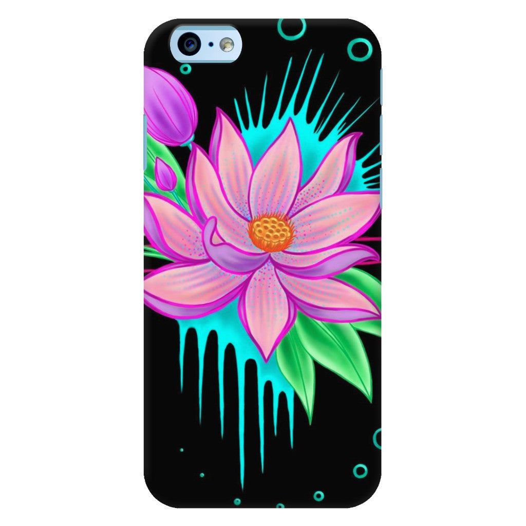 Electric Lotus Phone Case for iPhone 6