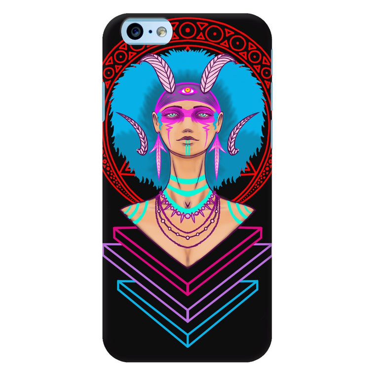 Shaman Priestess Phone Case for iPhone 6