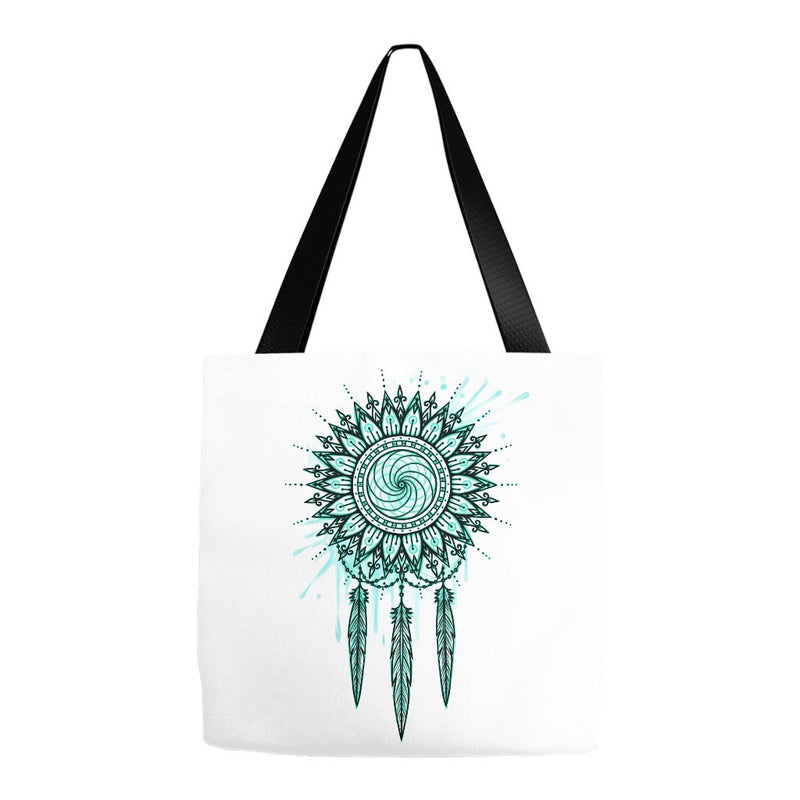 Dreamcatcher Mandala Tote Bag