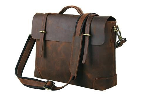 Mustang Leather Bag