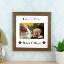 Personalised Love You Grandpa Frame.