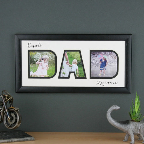 Love You Dad (Photo Frame)