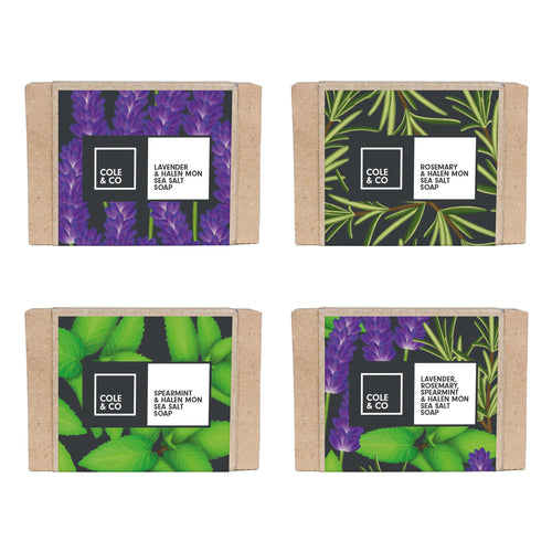 The 'Herbal' Soap Range