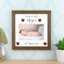 """Croeso i'r byd..."" (Welcome to the World) Frame"