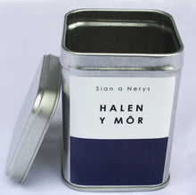 """HALEN Y MÔR"" (Sea Salt) Storage Tin"