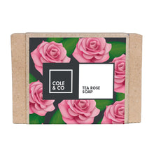 The 'Floral' Soap Range