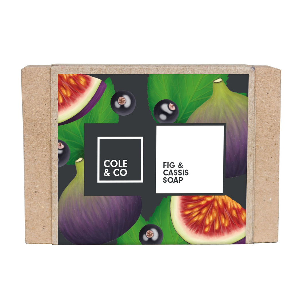 Fig & Cassis Soap