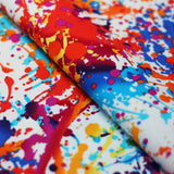 Graffiti 4-Way Stretch Print | For Swimwear, Yoga pants, Leggings | 80% Nylon, 20% Spandex - Rex Fabrics L.A.