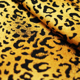 Cheetah 4-Way Stretch Print | For Swimwear, Yoga pants, Leggings | 80% Nylon, 20% Spandex - Rex Fabrics L.A.