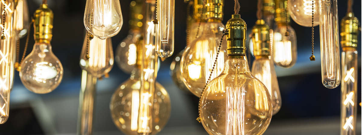 LED Vintage Bulbs