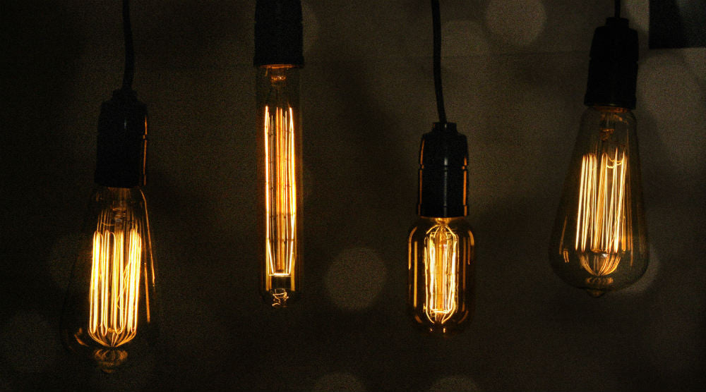 Vintage Dimmable Bulbs