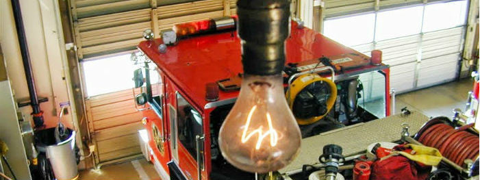 The Centennial Light Bulb