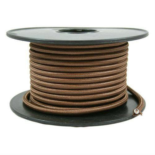 Round SVT Cloth Wire