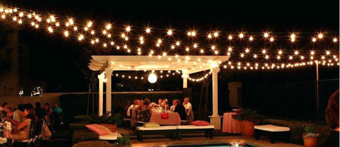 LED Patio Sting Lights