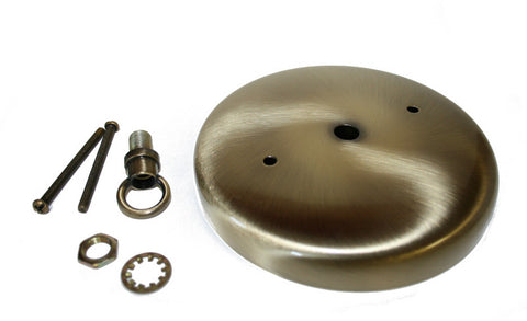 Antique Brass Canopy Kit