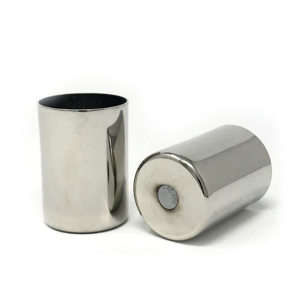 Polished Nickel Medium Base Socket Cover