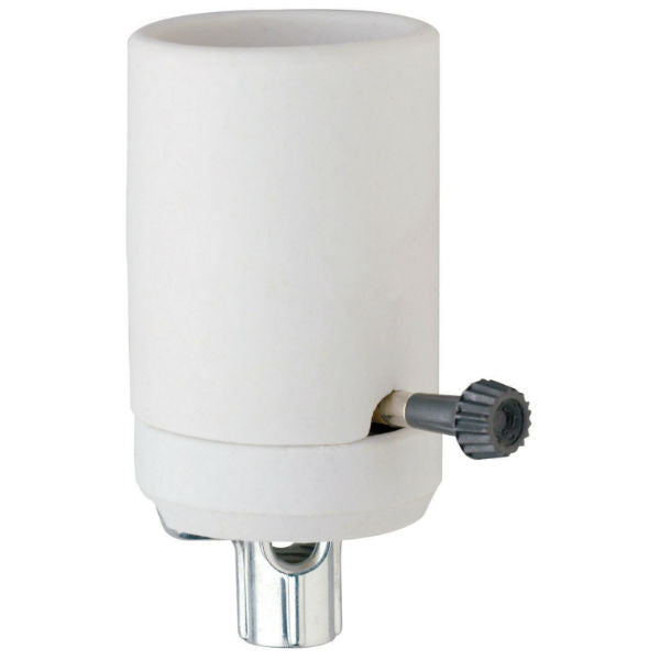 3 Way Mogul Base Porcelain Socket