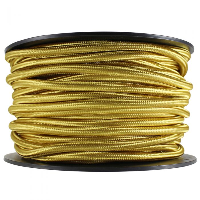 Gold Rayon Covered SVT-2 Penant Cord