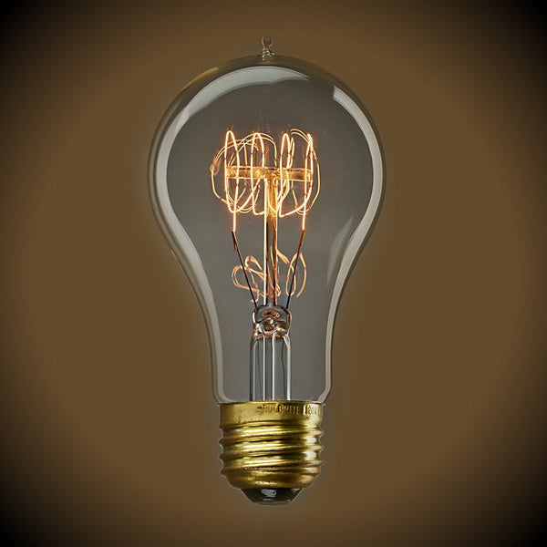 Vintage Quad Loop Light Bulb