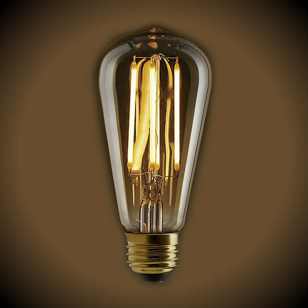 LED Filament ST19 5Watt Bulb