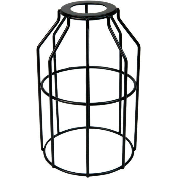 Black Light Bulb Cage - Guard for UNO Sockets  sc 1 st  Nostalgic Bulb & Industrial Bulb Cages for Edison Vintage Light Bulbs and Pendants ...