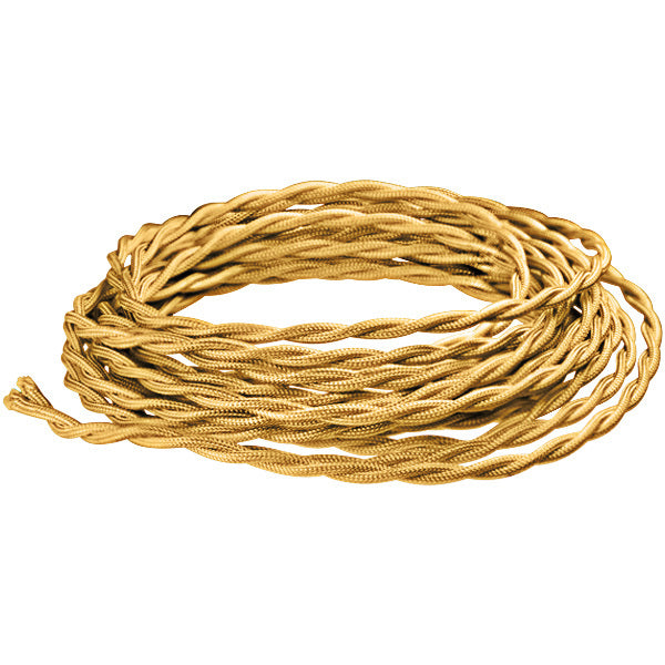 Cloth covered 20 gauge wire twisted 20 awg fabric lamp cord 20 gauge bronze cloth covered lamp wire keyboard keysfo Choice Image