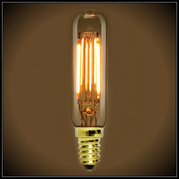 Tubular Candelabra LED Light Bulb