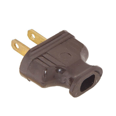 Brown Attachment Wall Plug