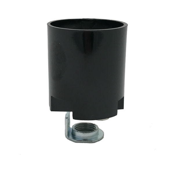 Phenolic Medium Base Socket - 1/8 IPS Hickey
